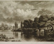 Smythe, Thames at East Molesey