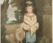 Reynolds, Sir Joshua, - Miss Price as Shepherdess