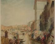 Turner - Venezia, Canale Grande