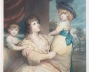 Reynolds, Sir joshua - Jane, Countess of Harrington & her sons