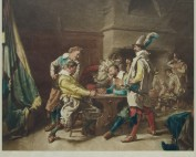 Meissonier, Soldeiers Gambling - The Card Players