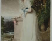 Lawrence, Sir Thomas -Countess of Dysart as Juno